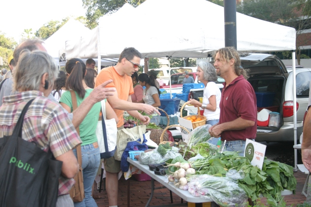 Farmers Markets Increase